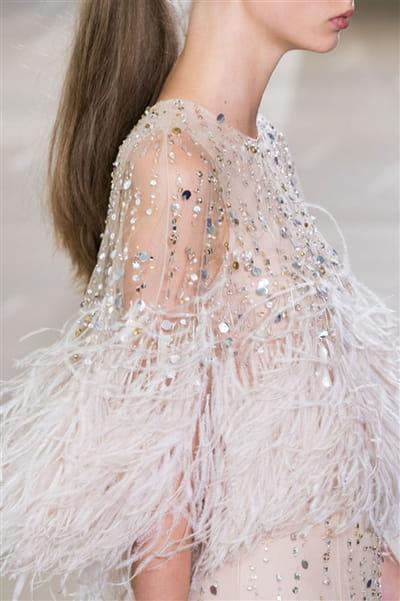 Monique Lhuillier (Close Up) - Printemps-été 2017