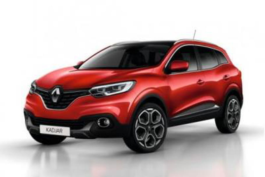 Renault Kadjar, une nouvelle star