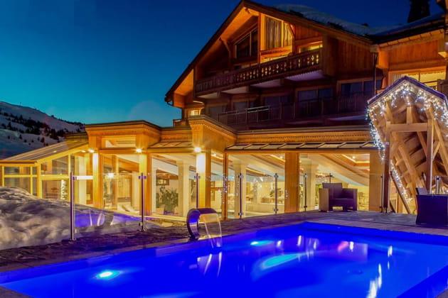 Hôtel***** Annapurna