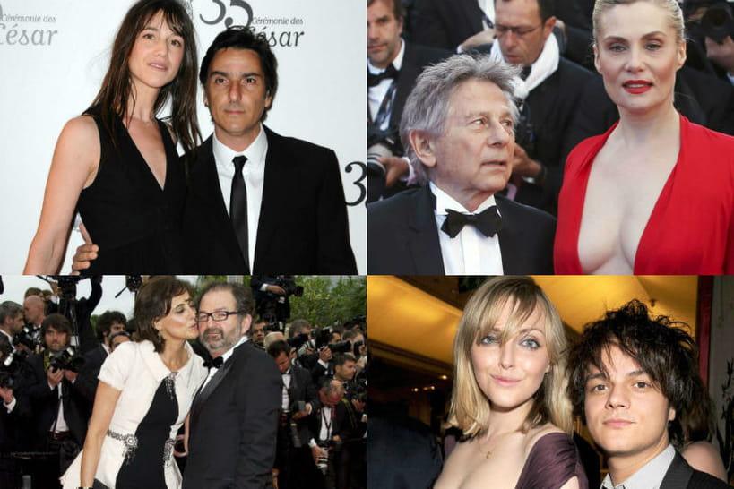 Petit homme, grande femme: ces couples de stars décalés
