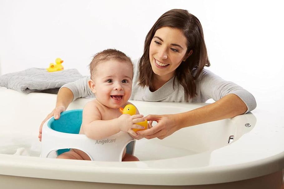 Les meilleurs anneaux de bain pour s'amuser dans la baignoire