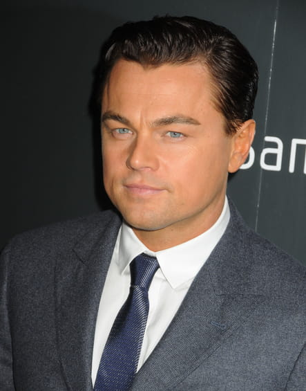 Leonardo DiCaprio sans barbe