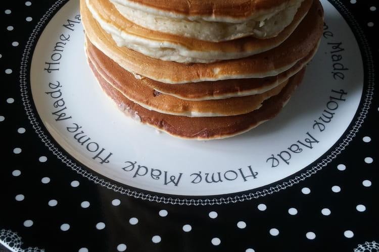 Pancakes façon Cyril Lignac