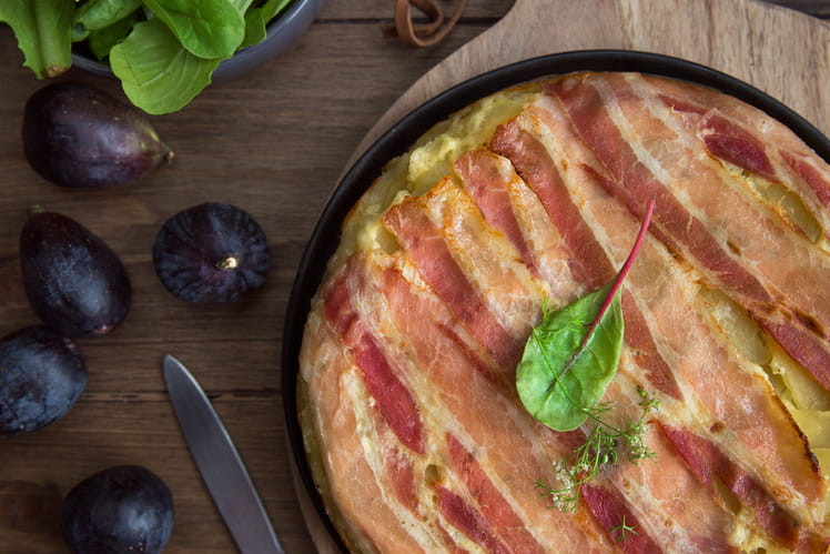 Tatin de Raclette