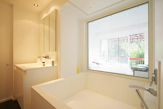 salle de bains pur e. Black Bedroom Furniture Sets. Home Design Ideas