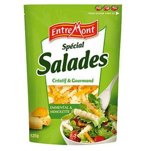 entremont spécial salades
