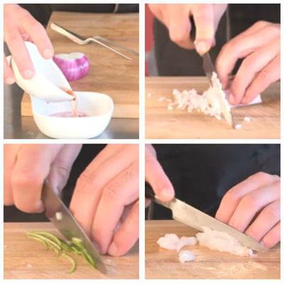 préparer les marinades