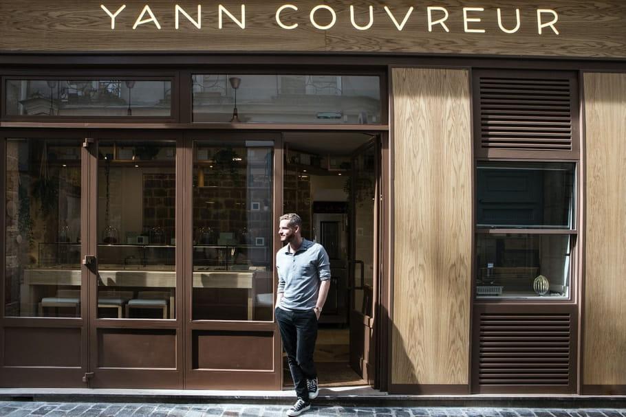 On a testé la nouvelle pâtisserie de Yann Couvreur