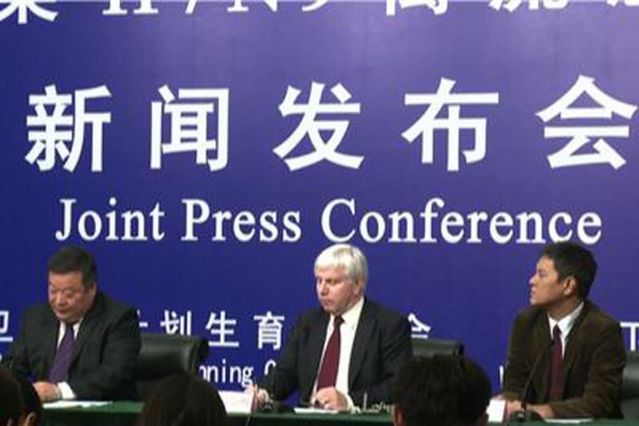 Grippe H7N9en Chine: pas de transmission d'homme à homme