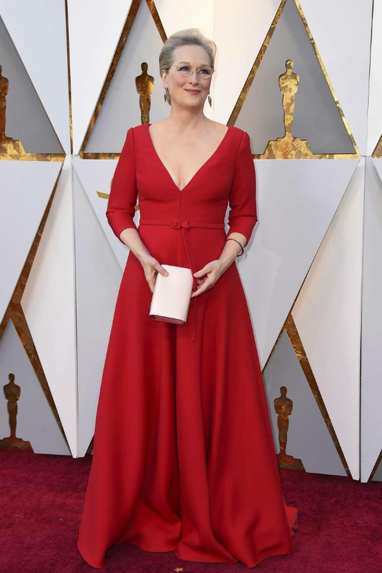 831a047fc1e Meryl Streep aux Oscars