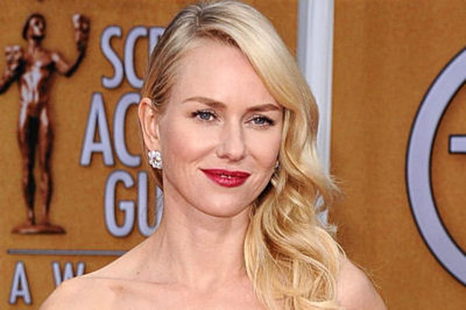 Beauté des stars: le look hollywoodien de Naomi Watts