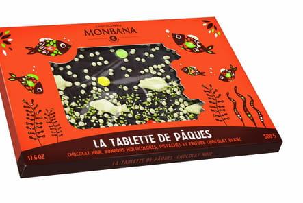 Tablette de Pâques de Monbana