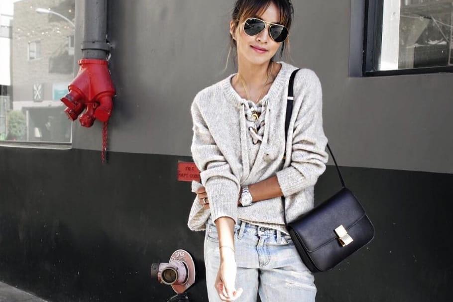 Le look blogueusede la semaine: Sincerely Jules agence les tendances
