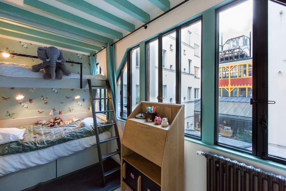 Aménager une chambre d'enfant: les règles d'or