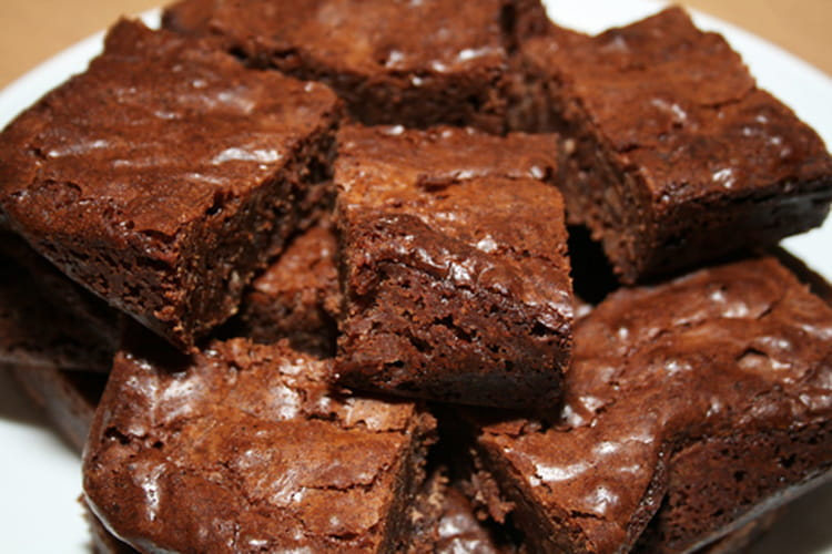 Le brownies New-yorkais