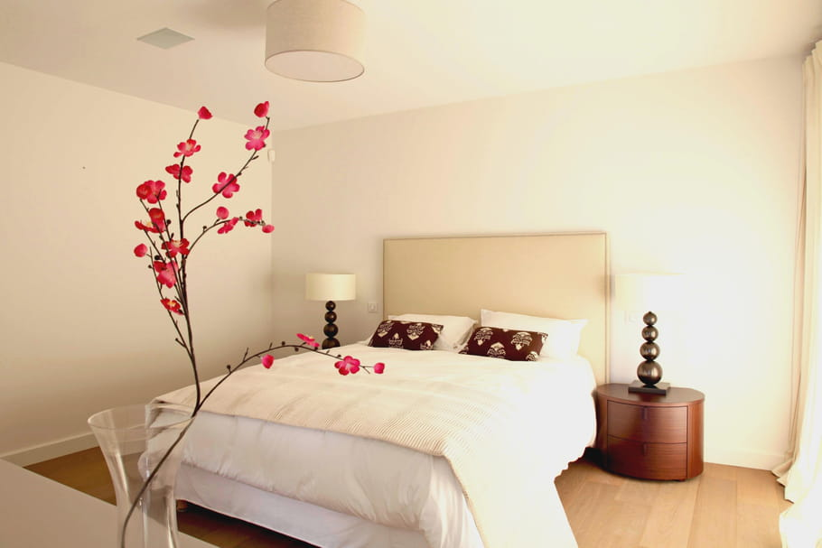 Quelle couleur pour une chambre feng shui - Idee couleur peinture chambre ...