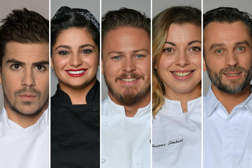 Les candidats de Top Chef 2018