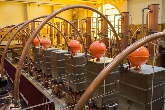 Une distillation de 4h