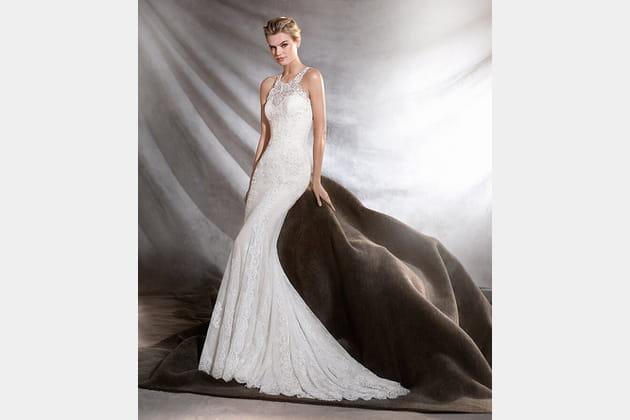 Robe de mariée Osini, Pronovias