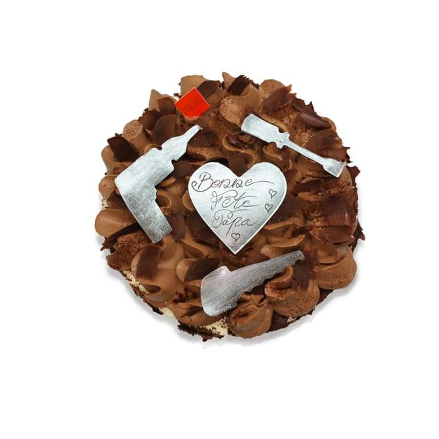 Gourmandise au chocolat d'Arnaud Larher