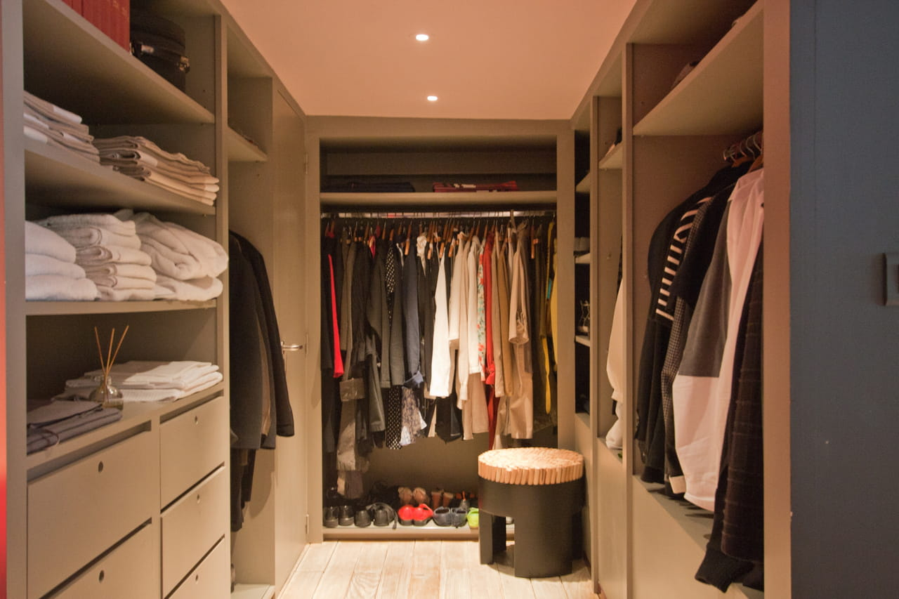 comment choisir et aménager un dressing ?