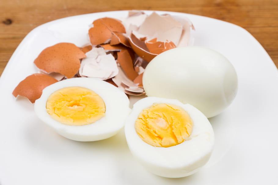 Comment cuire un œuf dur?