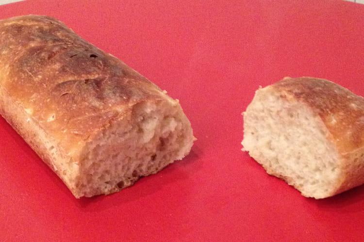 Baguette crousti-moelleuse