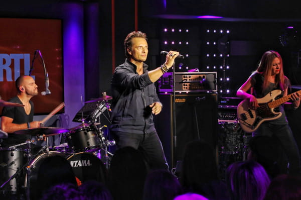 david hallyday grand studio rtl