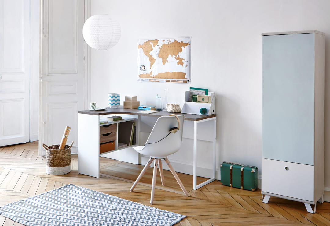 Comment aménager un coin bureau dans une chambre