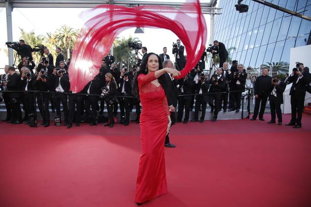 Sonia Braga fait du ruban
