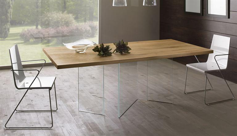 Fabriquer sa table avec des pieds personnalisables