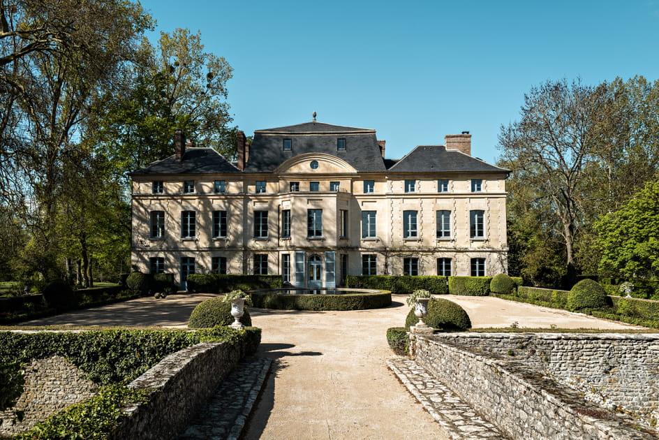 Une bâtisse du XVIIIe siècle