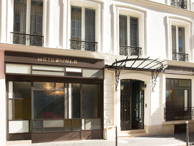 L'Hôtel Meyerhold, une maison de famille bourgeoise