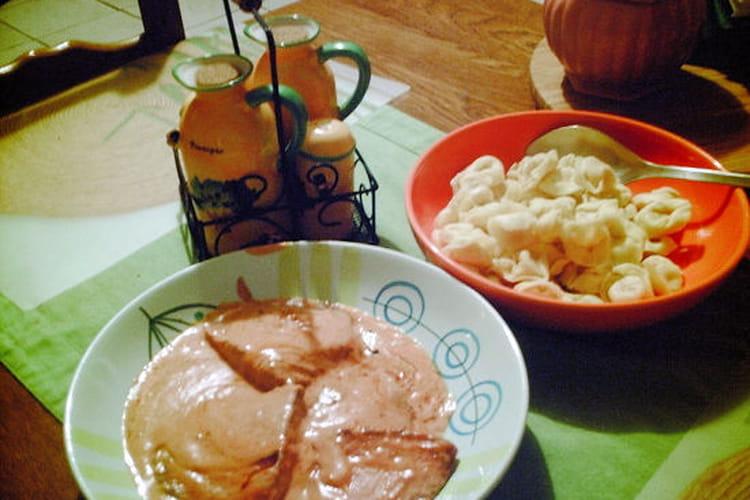 Jambon crème