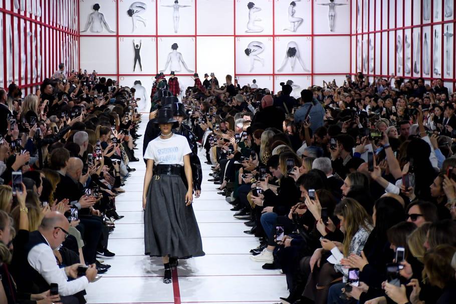 Christian Dior, god save the female