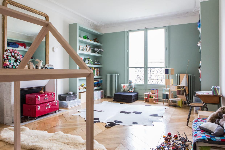 la cabane au fond de l 39 appartement. Black Bedroom Furniture Sets. Home Design Ideas