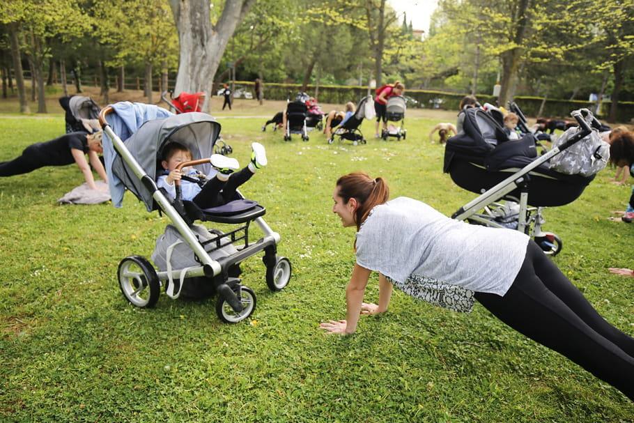 Fit Mum: l'événement sport réservé aux futures et jeunes mamans