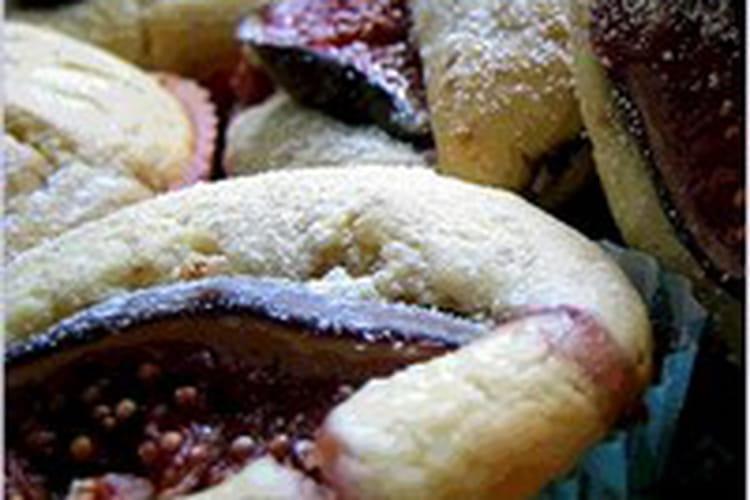 Gâteaux provençaux à la figue