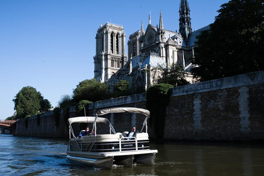 J'ai testé... une virée sur la Seine avec Green River Cruises