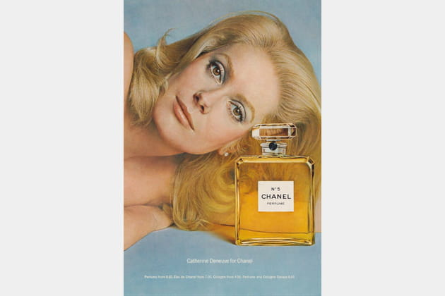 La campagne Chanel N°5de 1975