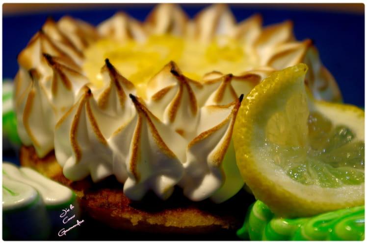 Farz pitilig au citron meringué
