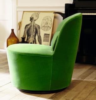 fauteuil pivotant stockholm d'ikea
