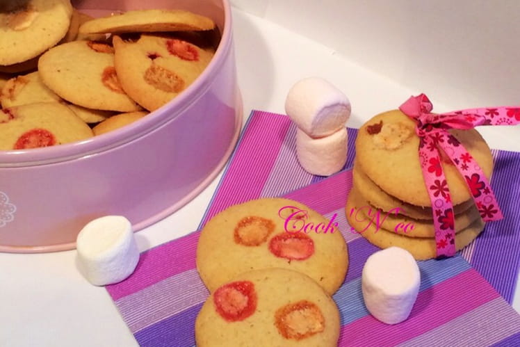 Cookies aux Chamallows
