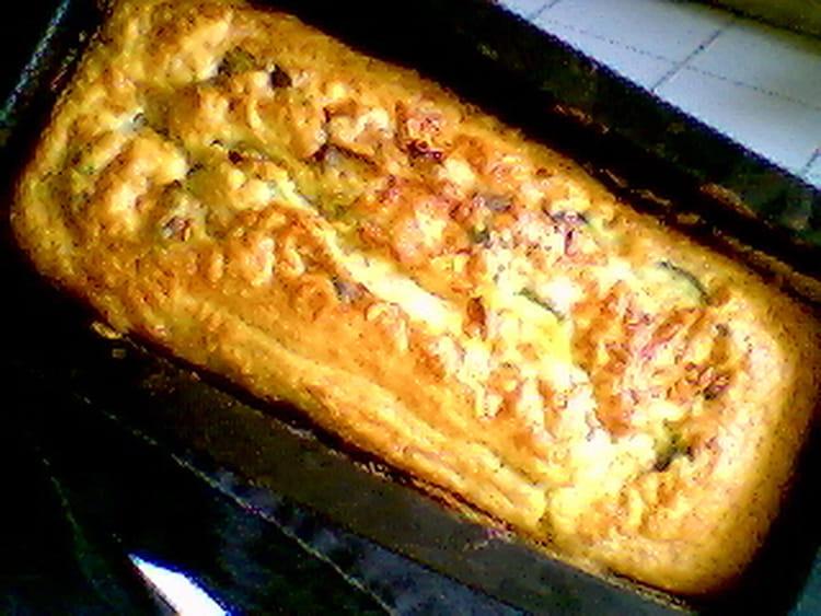 Recette Cake Courgette Chevre Thermomix