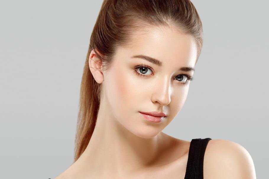 Quelle coupe de cheveux pour un visage ovale?