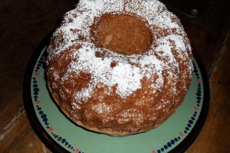 Gâteau de Savoie ultra léger