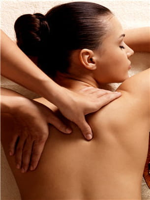les massages libèrent des tensions.