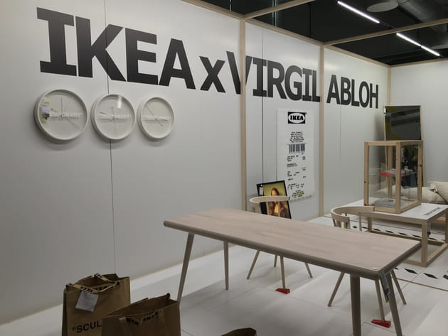 Collection Markerad : IKEA X Virgil Abloh