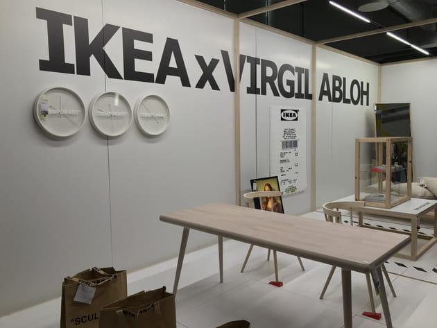 Collection Markerad: Ikea X Virgil Abloh