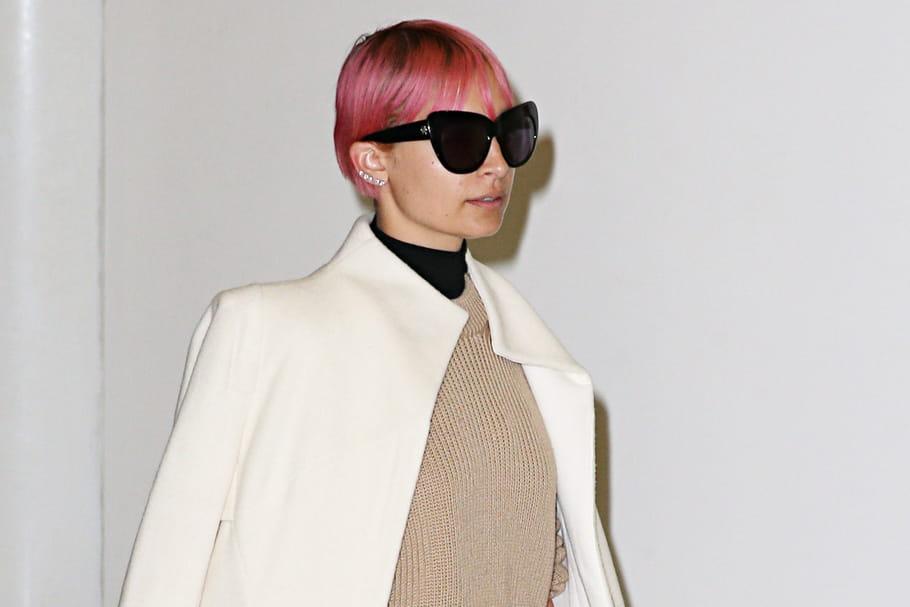 Le look people du jour : Nicole Richie, punky-chic